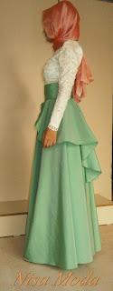 nisa moda 2014 tesett%C3%BCr Elbise modelleri97 nisamoda 2014, 2013 2014 sonbahar kış nisamoda tesettür elbise modelleri