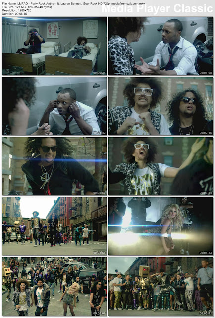 Lmfao rock party скачать