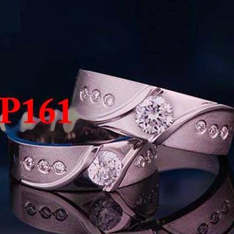 Model cincin ring nikah model terbaru tidak luntur couple
