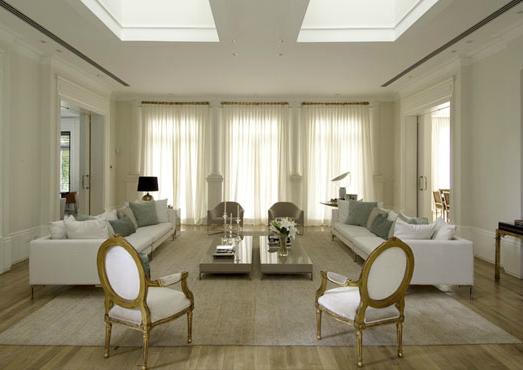 Classicos Projetos de Decoração de Interiores Estilo Classico
