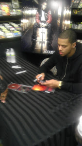 The Day I Met JCole :) 10/20