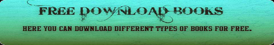 Free Download Books