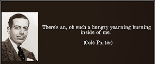 "Cole Porter and a quote from ""Night and Day"""