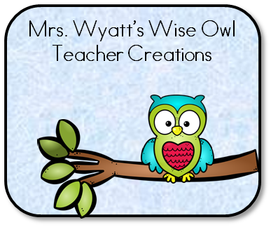 Mrs. Wyatt's Wise Owl Teacher Creations