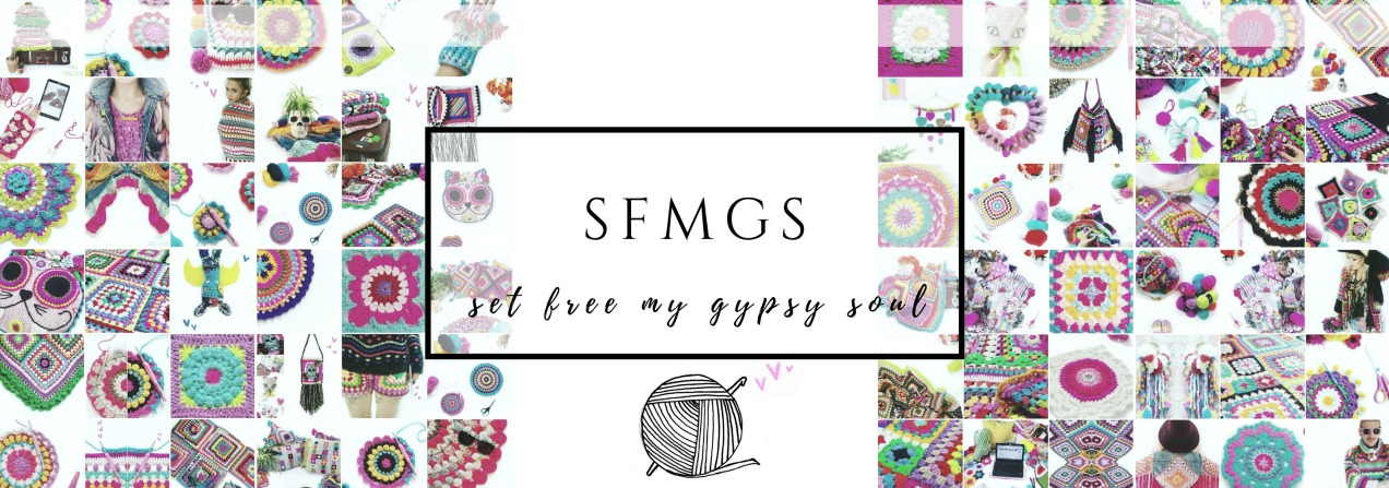 Set Free My Gypsy Soul | a Bohemian Craft and Crochet blog