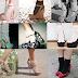 Bileğimin Üzerinde Yeriniz Var: Kısa Çorap Modası