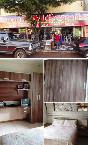 roni móveis em barbosa ferraz - fone: 44-32751160