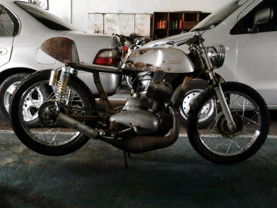 Lapak Motor Klasik
