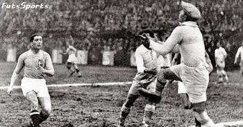 Giuseppe Meazza - Itália Copa do Mundo 1934