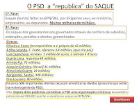 PSD/PS corrupção mais