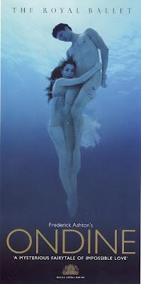 """THE ROYAL BALLET -  """" Ondine """" (2005)"""