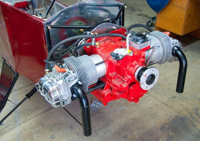 Building A Vw Aircraft Engine
