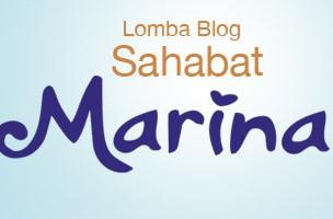 Lomba Blog Sahabat Marina 2013