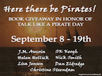 Talk Like a Pirate Day, September 19