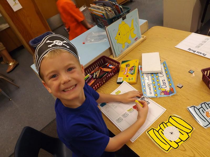mrs vento s kindergarten pirate day