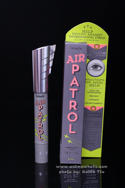 A photo of Benefit Air Patrol BB Cream Eyelid Primer