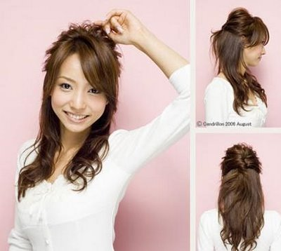 Hair Trends 2011-2012: Japanese Hairstyle Gallery - Female hairstyle
