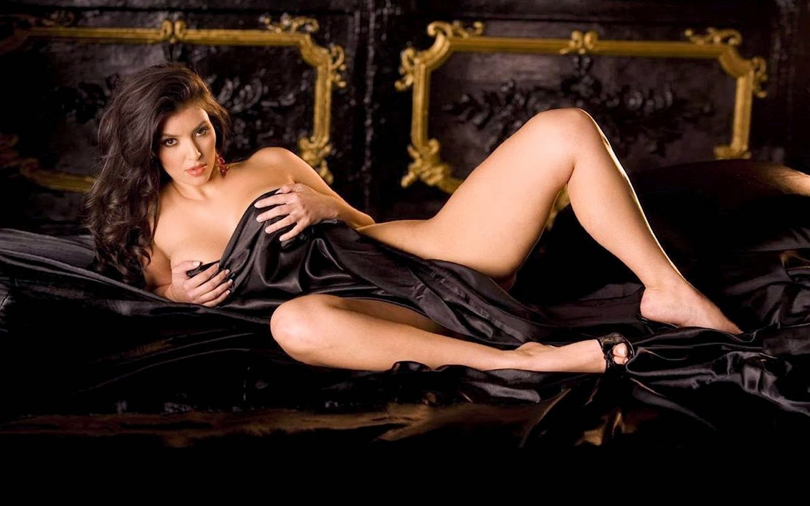 from Elliott kimberly j brown hot nude