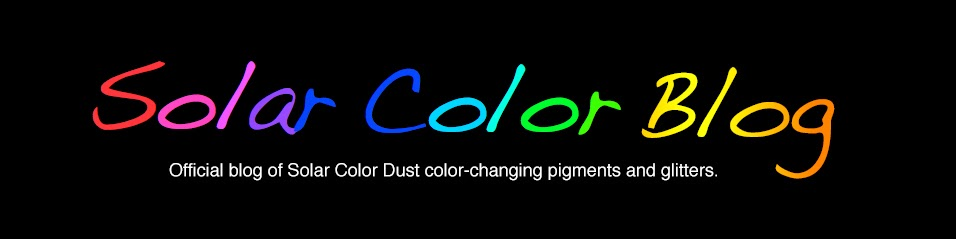 Solar Color Dust Blog