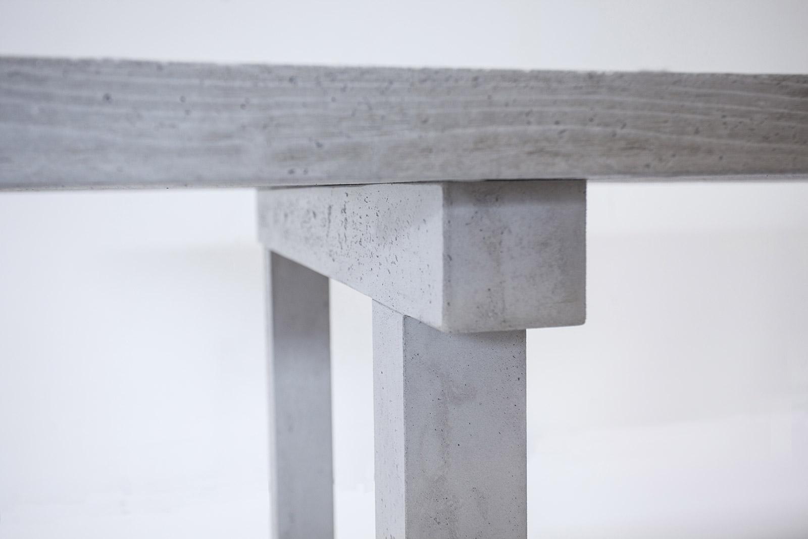 shhhhh concrete lcda furniture. Black Bedroom Furniture Sets. Home Design Ideas
