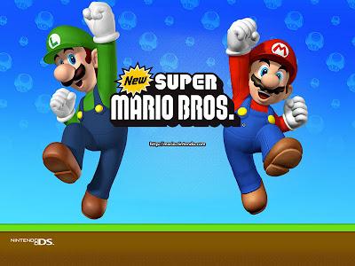 Super Mario Bros facebook