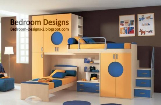 modern kids bedroom furniture pieces with double beds and tallboys and commodes and shelves bedroom furniture pieces