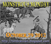Monstrous Monday!