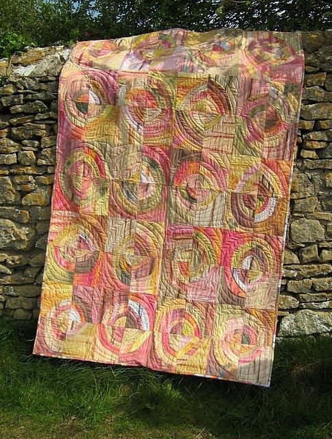 handmade quilt, modern quilt, art quilt