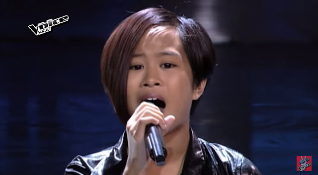 Amira Medina sings 'Wrecking Ball,' turns 3 chairs on 'The Voice Kids'