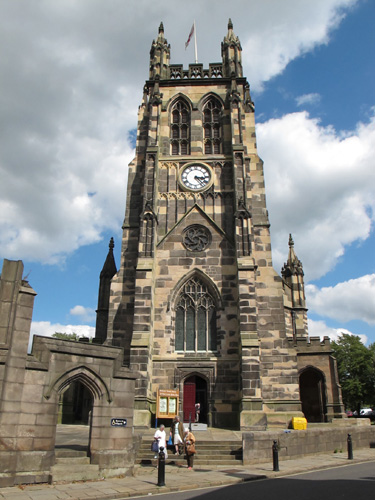 St Mary's Church Stockport