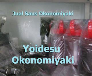 saus okonomiyaki halal