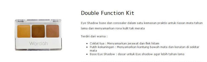 Double Function Kit