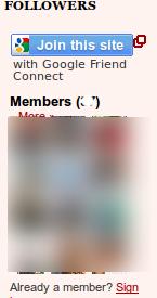 google friend connect service