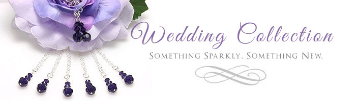Wedding Jewelry Collection: Bridal, Bridesmaids, Custom Bridal Jewelry | Crystal Allure Beaded Jewelry Creations