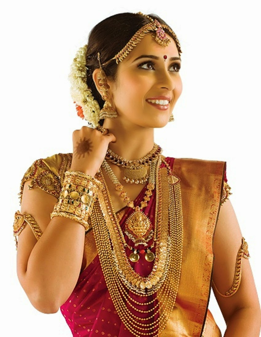 Best Bridal Wedding Jewellery 2014 -2015 Wallpaper