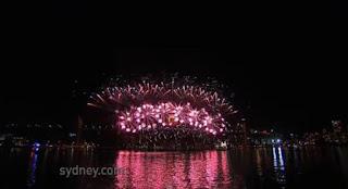 Australia New Year 2012 Eve Celebrations, Sydney Harbour bridge-Travel Europe Guide