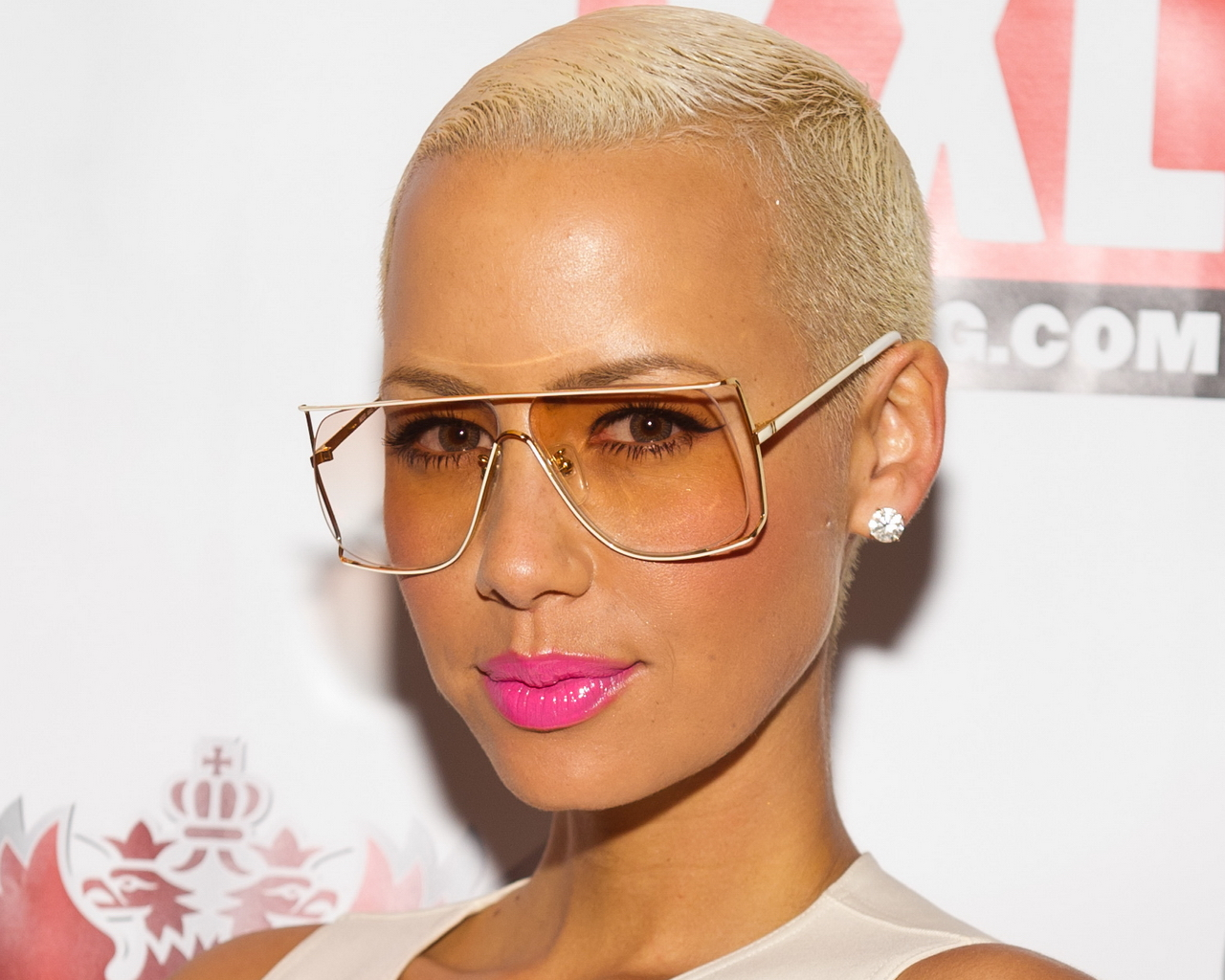 All Stuff Zone Amber Rose New Hairstyle