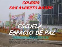 Escuela, espacio de paz
