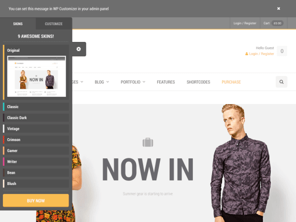 Mommerce - WooCommerce Theme