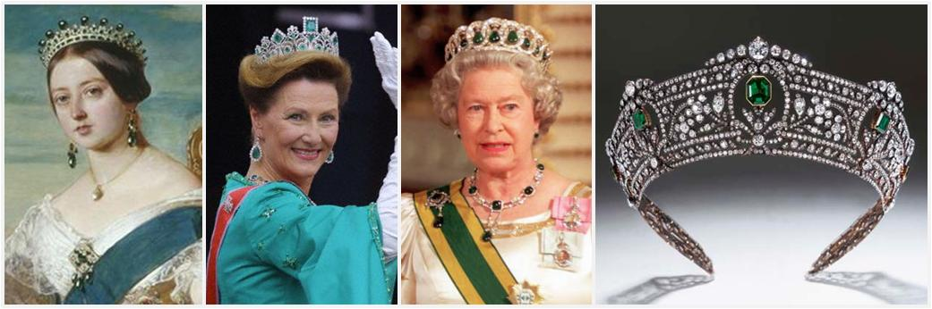 Princess Margaret Style >> The Royal Order of Sartorial Splendor: Readers' Ultimate Tiaras: Your Emerald Winner!