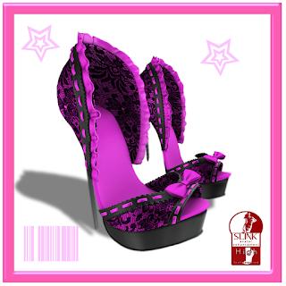 HUGE ...........HIGH slink shoes ...............sale 10ls