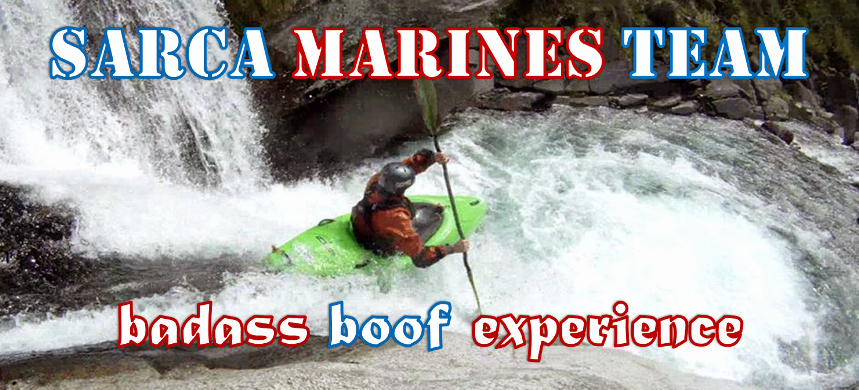 ::: SARCA MARINES TEAM river posse :::