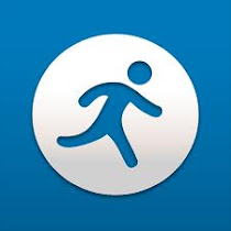 I use Map My Run app on my iPhone
