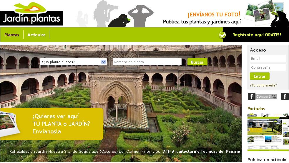 Portal para profesionales de la jardiner a y el paisajismo for Pdf jardineria y paisajismo