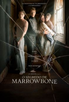 O Segredo de Marrowbone Torrent - BluRay 720p/1080p Dual Áudio