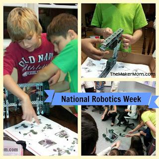 national robotics week