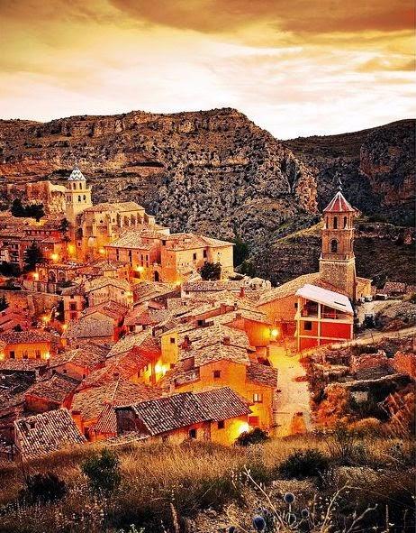 Albarracin, Aragon, Spain