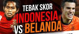Prediksi Laga Persahabatan Indonesia Vs Belanda, 7 Juni 2013