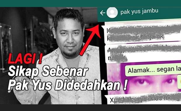 Pendedahan mengejutkan seorang wanita tentang sikap Arwah Pak Yus