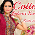 Cotton Salwar Kameez Suits 2014-15 | Cotton Salwar Kameez Neck Designs 2014